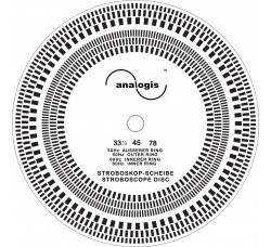 Analogis - Disco stroboscopio  Perfekt Pitch