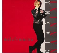 Gianna Nannini – Malafemmina - LP 1988