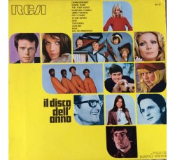 Artisti Vari - Il disco dell'anno - Patty Pravo - LP/Vinile 1969