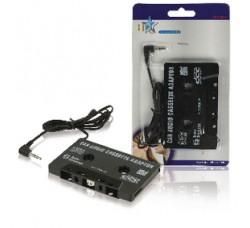 Adattatore per autoradio con Cassette  jack 3,5 mm