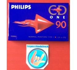 Philips  - Musicassetta Min 90   - 1 Pz