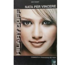 Hilary Duff - Nata per vincere - Book