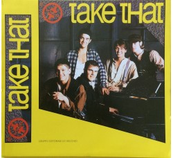 Take That  -  La loro storia