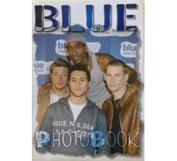 Blue  -Photobook - Immagini a colori da ritagliare