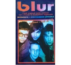 Blur - Biografia - Discografia - Testi Originali