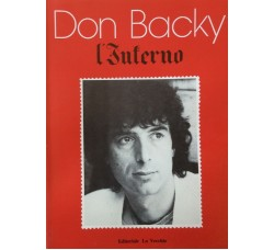 Don Backy -  L'inferno - Fumetto Book