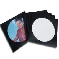 Copertina [Set Picture disc] Colore Nero - 3 Pz