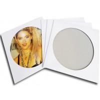 Copertina [Set Picture disc] Colore Bianco - 3 Pz