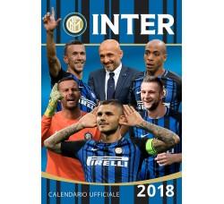 Inter - Calendario Ufficiale 2018