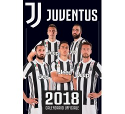 Juventus - Calendario Ufficiale 2018