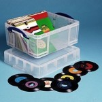 Contenitore per 200 dischi 45 giri