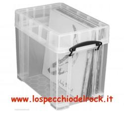 Contenitore  Antiurto di Plastica per 50 LP