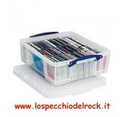 Contenitore di Plastica per 93 CD