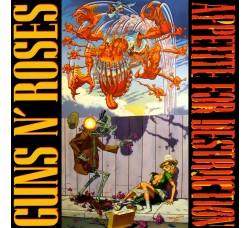 Guns n' Roses Copertina Censurata