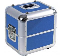 Contenitore case Valigia Box in Alluminio per vinile 80 LP