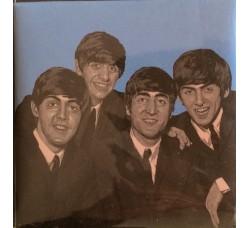 Beatles  fondo azzurro Magnete da collezione