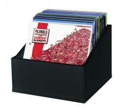 Box legno per 70/80 LP colore Nero 2° Scelta