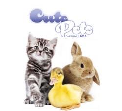 Cute Pets - Calendario 2018