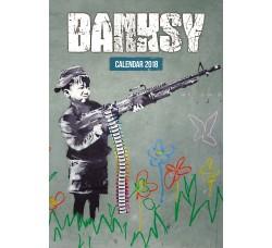 Banksy  - Calendario Artistico  2018