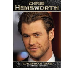 Chris Hemsworth Calendario Indipendente 2018
