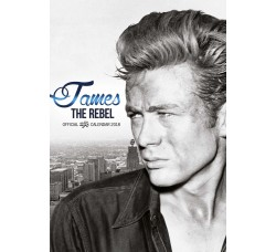 JAMES DEAN -  Calendario  UFFiCIALE 2018 - Contiene POSTER