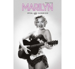 MARYLIN MONROE - Calendario UFFICIALE  2018