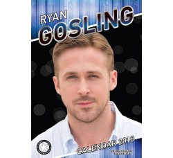 Ryan Gosling  Robbie  - Calendario  da collezione 2018