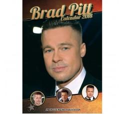 Brad Pitt  Calendario 2018