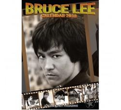 Bruce Lee Calendario Indipendente 2018