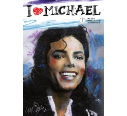 Michael Jackson - Calendario Ufficiale 2018 Sid Maurer.