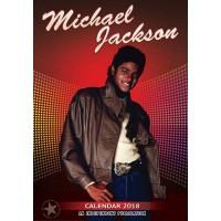Michael Jackson - Calendario  Calendar 2018
