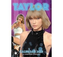 Taylor Alison Swift - Calendario  Calendar 2018