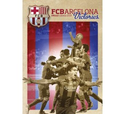 Barcelona  - Official Calendario  2018
