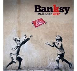 Banksy  - Calendario da collezione 2017