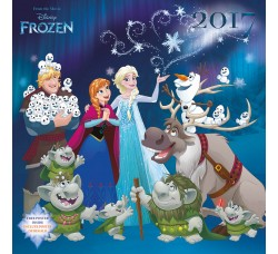 Frozen - Calendario Official Official 2017