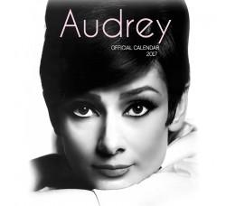 Audrey Hepburn Calendario Ufficiale  2017 con Poster