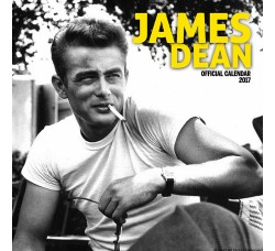 JAMES DEAN -  Calendario UFFICIALE 2017 - Contiene POSTER