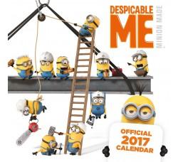 Minions - Calendario Official Official 2017