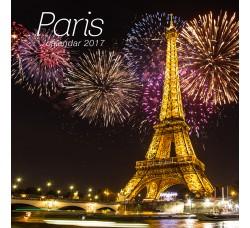Paris - Parigi - Calendario  2017