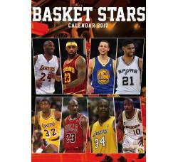 Basket Stars Calendario  2017