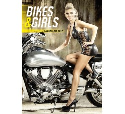 Glamour Bikes & Girls -  Calendario  Ufficiale 2017