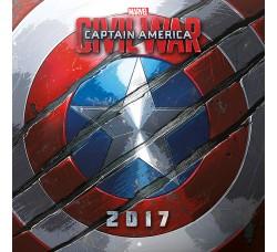 Marvel Captain America Calendario Ufficiale 2017