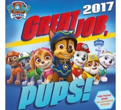 Paw Patrol - Calendario Official Official 2017
