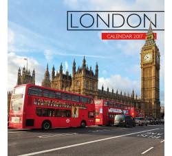 London - Londra - Calendario da collezione 2017