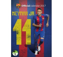 NEYMAR - Ufficiale Calendario  2017