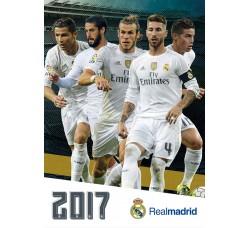 Real Madrid - Calendario  2017
