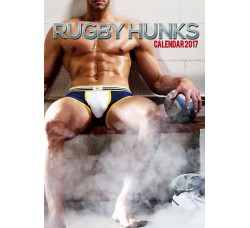 GLAMOUR - Rugby Hunks  -  Calendario  Ufficiale 2017