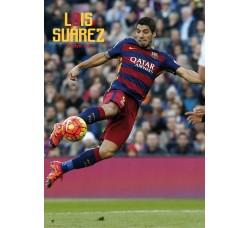 Suarez - Ufficiale Calendario  2017