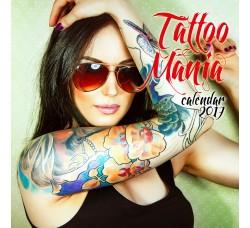 GLAMOUR - Tatuaggi Tattoo Mania - Calendario UFFICIALE  2017