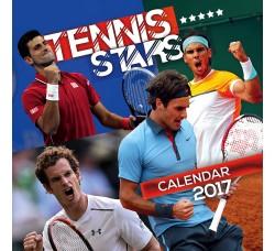 Tennis Star - Calendario  2017
